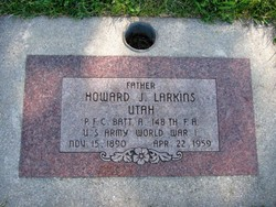 Howard James Larkins