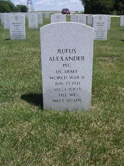 Rufus Morris Alexander
