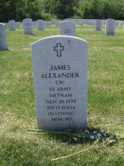 CPL James Michael Alexander