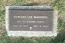 PFC Edward Lee Manning