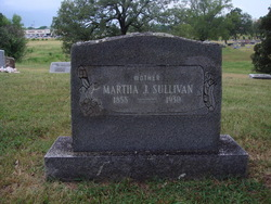 Martha Josephine <I>Halbert</I> Sullivan