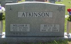 Betty E <I>Thirouin</I> Atkinson
