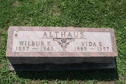 Wilbur Ray Althaus