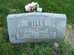 Margaret Louise Shockey Mills 1914 1966 Find A Grave Memorial