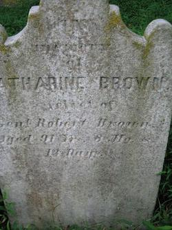 Catherine Snyder Brown