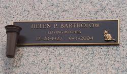 Helen Pauline <I>Clary</I> Bartholow