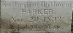 Katherine Hathorne Parker