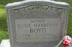 Susie Harbison Boyd