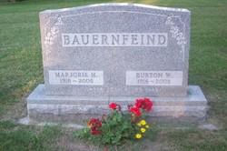 Burton W Bauernfeind