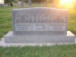 Ambrose Edward Croxford