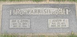 Ida Elizabeth <I>Cook</I> Parrish
