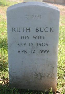 Ruth <I>Buck</I> Cummins