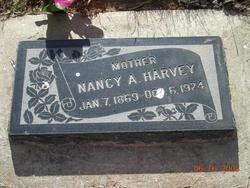 Nancy <I>Anderson</I> Harvey