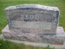 "Preston Wyle ""Pep"" Redd"