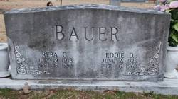 Edward Dot Bauer