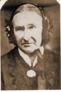 Margaret <I>Mann</I> Foutz