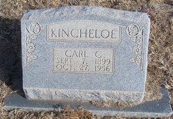 "Carl Clifton ""Cliff"" Kincheloe"