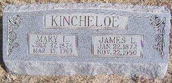 Mary Lee <I>Perry</I> Kincheloe