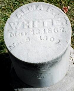 Alma Foutz White
