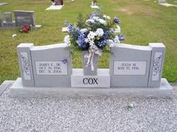 James E Cox Sr.