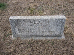 Dempsey Perry Welch, IV