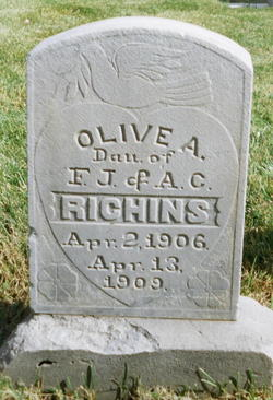 Olive Adeline Richins