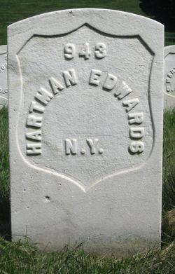 Pvt Hartman Edwards
