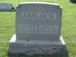 Isabell Vernon <I>Sinclair</I> Ashlock