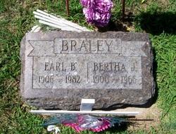 Earl B Braley