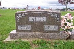 Helen Banfill <I>Creager</I> Auer