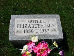 Elizabeth <I>Heistand</I> Mix
