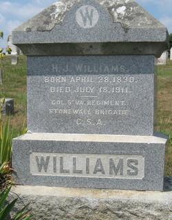 LTC Hazael Joseph Williams