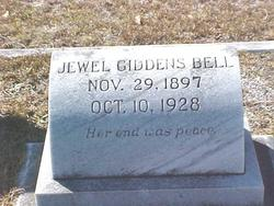 Jewel Augusta <I>Giddens</I> Bell