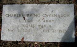 Charles Irving Cavenaugh