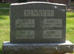 Albert I. Bennett