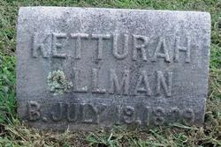 Ketturah <I>Batten</I> Allman
