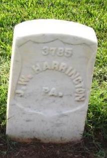 J. W. Harrington