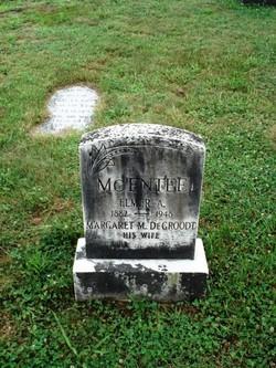 Margaret M. <I>DeGroodt</I> McEntee