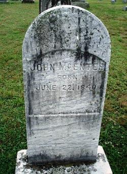 John W. McEntee