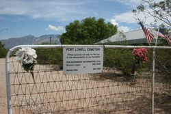 Fort Lowell Cemetery