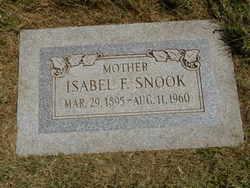 Isabell <I>Fullerton</I> Snook