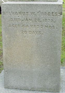 Sylvanus W. Burgess