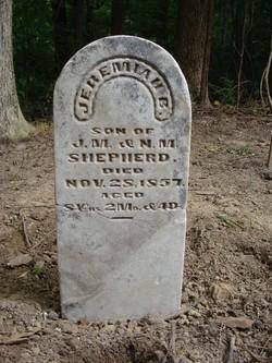 Jeremiah B. Shepherd