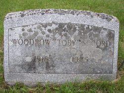 "Woodrow Wilson ""Toby"" Secord"