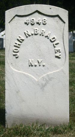 John M Bradley