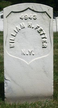 William H Fetter