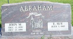 John Marion Abraham