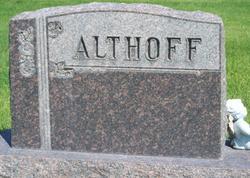 Lewis C Althoff