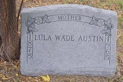 """Lula Almedia """"Lou"""" <I>Wade</I> Austin"""