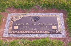 """James W. """"Jim"""" Abernathy"""